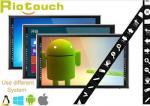 Riotouch 50, 55, 65, 70, 84 10 monitor de la pantalla táctil de los usuarios 4K LED de China