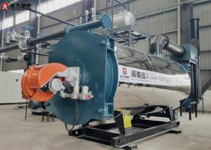 China Natural Gas Lpg Cng Thermal Oil Heater Boiler For Plywood Rubber Industry on sale