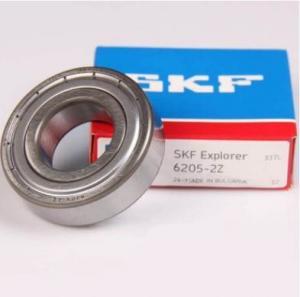 China SKF high speed cheap price6205z Bearing 6205zz Deep Groove Ball Bearing 6205zz on sale