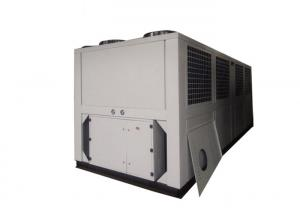 China Micro PC Air Cooled Heat Pump Chiller Industrial HVAC PLC on sale