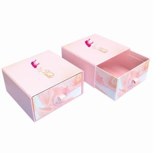 China Custom Logo Printing Women Panties Underwear Swimwear Pajamas Packaging Box For Lingerie on sale