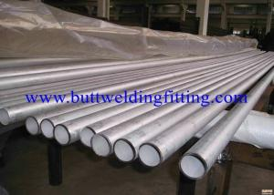 China Thick Wall Stainless Steel Pipe SS Seamless Tube TP304/304L , TP316/316L on sale