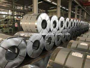 China Resin - Coating Aluminum Zinc Alloy Coated Steel , Galvalume Steel Sheet For Automobile on sale