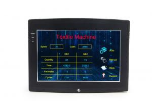 China CHI-102A HMI Display Touch Screen 512M DDRIII / 4G Storage Capacity ISO9001 on sale
