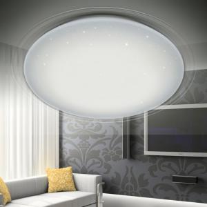 China Energy - Efficient 38W Smart LED Ceiling Light , Round LED Ceiling Light With Dual Control on sale