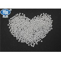 China Milling Ysz White Zirconia Silicate Beads 0.6mm 60 - 65% Zro2 Content on sale