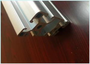 China Window And Door Frames Anodized Aluminum , Polishing Anodized Aluminum Profiles on sale