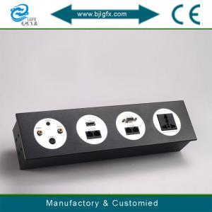 China Multimedia electrical wall socket special for hotel on sale