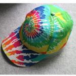 Rainbow Design Unisex Printed Baseball Caps Ace Headwear Eco Friendly