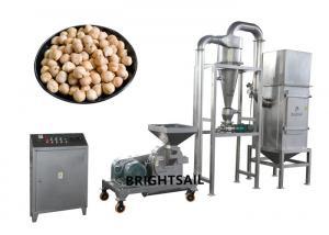 China Electric Corn Powder Grinder Machine Flour Milling Machine Chickpea Cassava on sale