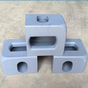 China ISO container corner casting , container spare parts , all sets container door lock parts ,container roof panel on sale