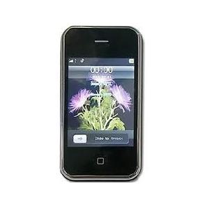 China I9 3G TV iPhone Enabled Mobile phone quad band dual sim cards Java on sale