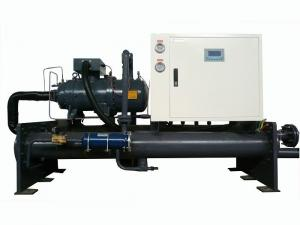 China Water Cooled Screw Chiller Water Cooling Machine Industrial Chiller on sale