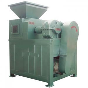 China Automatic sawdust briquetting presses on sale