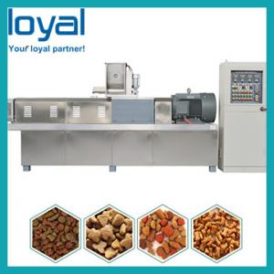 China Snack Pellet Food Making Extruder Puff Food Extrusion Processing Line Extruder Corn Snacks Food Making Machine on sale