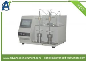 China ASTM D942 Automatic Lubricating Grease Oxidation Stability Test Instrument on sale