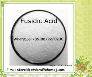 China Fusidic Acid Fusidine 6990-06-3 Ointment for Skin Infections Fusidic Acid on sale