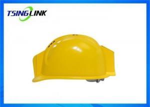 China 4g Wireless Device Intelligent Safety Helmet Realtime Hd Cctv Video Transmission on sale