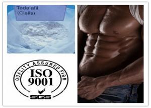 Quality HKYC Male Enhancement Steroids Raw Tadalafil Powder Cialis CAS 171596-29-5 for sale