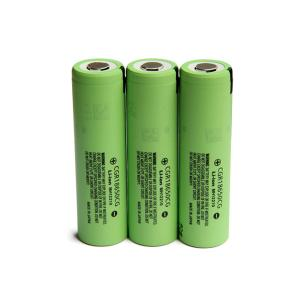 China panasonic CGR18650CG  2200mah rechargeable 18650 3.7V battery cells on sale