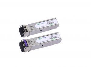 Quality Fiber Optical CWDM SFP Transceiver 1.25Gb/s 40KM Compatible for Cisco / HP for sale