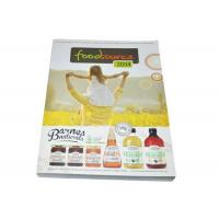 Customized Product Catalog Printing Services , Full Color Catalog Printing