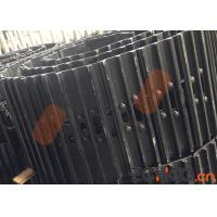 Strong Pressure Resistant CAT325 Mini Caterpillar Tracks With 600mm Steel Track Shoe