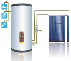 China separate solar water heater on sale