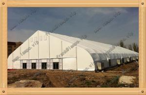 China 20x50m high quality Aluminum Curve Tent/event tent/outdoor tent For Sale on sale