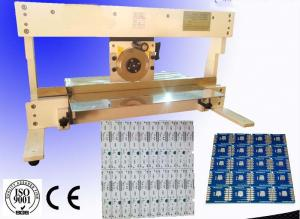 China Pre Scoring PCB Separator Manual PCB Depaneling Machine V Cut  PCB Depanelizer on sale