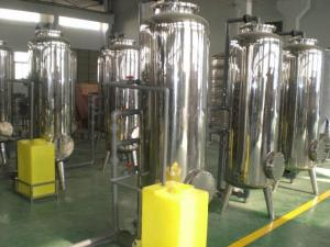 China Ro ozone generator water treatment and bottling plants equipment on sale