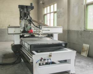 China 1325 Vacuum Table Wood Cnc Machine , CNC Router Cutting Machine With CE on sale