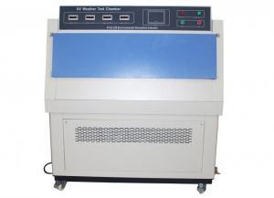 China Programmable Uv Testing Equipment  Laboratory Uv Test Machine 290 ~ 400 Nm UV Wavelength on sale
