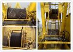 Hydraulic Device Using Lebus Groove Drum For Towering And Mooring Winch