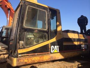China Used Cat Excavators Caterpillar 320B on sale