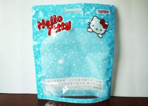 China Large Size Plush Toy Packing Bag Vacuum Compression Transparent Bag on sale