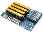 Система управления БМС 11.1~307.2В батареи 3-96С/200А с СМБус, комуникационным протоколом И2К/ХДК для блока батарей ЛиФеПО4
