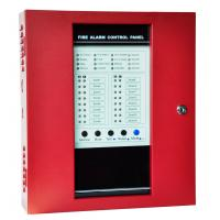 Fire Alarm System CJ-F1016 16 Zones Conventional Fire Alarm Control Panel Smoke Detector Heat Detector