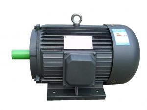 Quality Big Capacity Electric Three Phase Induction Motor 380v 50hz For Agriculture for sale