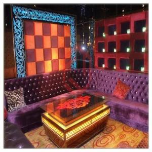 China KTV bar Coffee Restaurant Sofa on sale