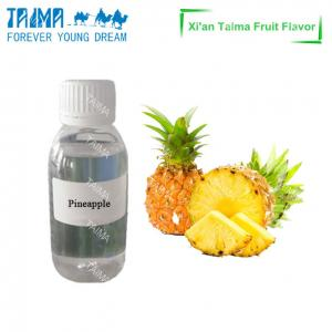 China Vapor ever Concentrated Pineapple flavor liquid flavour for E-super Liquid on sale