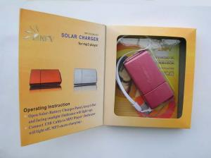 China Power Solar Charger For Cell Phone on sale
