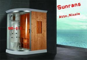 China Sauna steam room SR-612 on sale