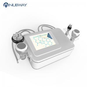 China Best Combination! Cavitation+RF+Vacuum/ RF Cavitation Vacuum Slimming Machine for spa and clinic use on sale