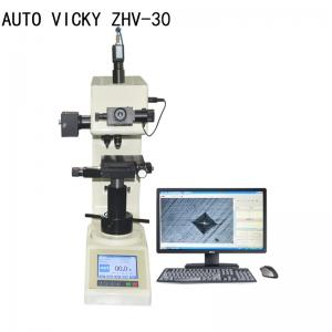 China AutoVicky ZHV-30 Vickers Hardness Testing Machine For Testing Very Thin Materials on sale
