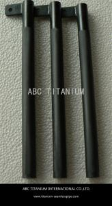 China titanium anode for treatment of wastewater containing sexavalence chromium ion ,MMO Coated on sale