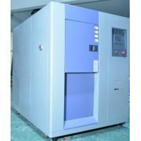 PID Three Zone Thermal Shock Test Chamber , Vacuum Instrument Accelerated Aging Test Chamber