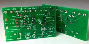 China Green Solder Mask 1.5OZ Multilayer PCB Board Six Layer PCB with ENIG Finishment on sale