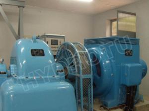 China 100KW--2000 KW Impulse Turbine / Horizontal Turgo Hydro Turbine / water turbine for Hydropower Station on sale