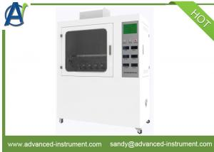 China Proof and Comparative Tracking Index Testing Equipment by IEC 60112,ASTM D3638 on sale